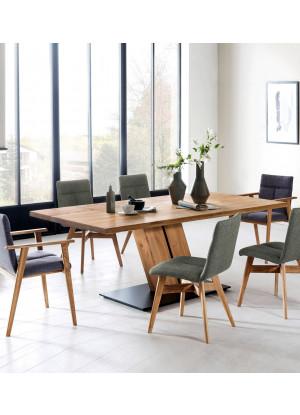 Dubový stôl Capri