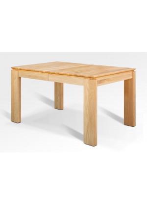 Rozťahovací dubový stôl 20 / dubová doska