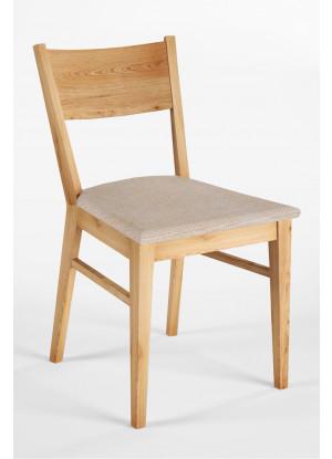 Dubová stolička 06 Čalúnenie