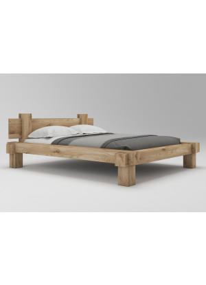Dubová posteľ Muscari 01