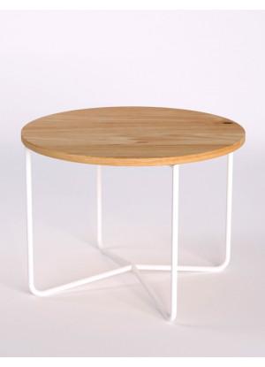 Dubový konferenčný stolík Ław11