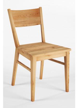 Dubová stolička 06d