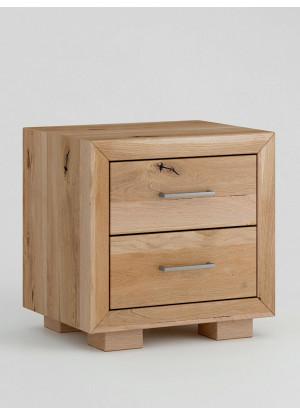 Dubový nočný stolík Cerasus 01