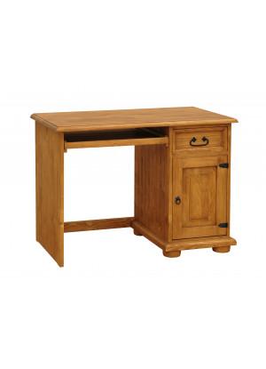 Drevený písací stôl Hacienda 03