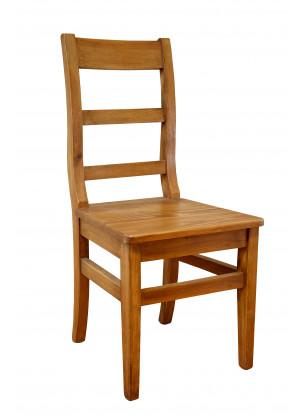 Drevená stolička Hacienda 04