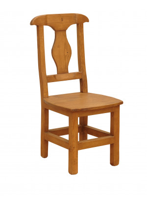 Drevená stolička Hacienda 05