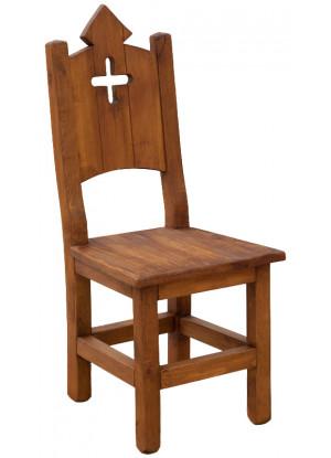 Drevená stolička Hacienda 06