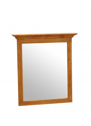 Drevené zrkadlo Hacienda 01