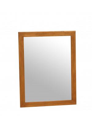 Drevené zrkadlo Hacienda 02