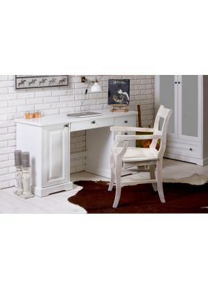 Drevený písací stôl Parma 37