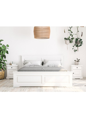 Drevená posteľ Parma 48