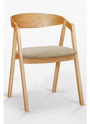 Dubová stolička NK-16m