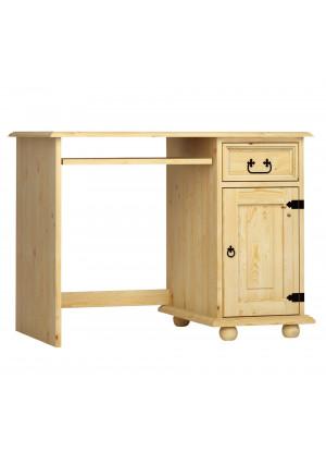 Drevený písací stôl Beskidzka 03