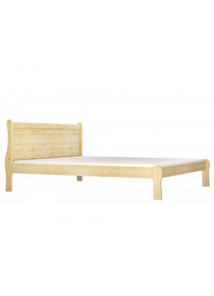 Drevená posteľ Beskidzka D