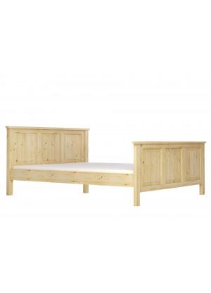 Drevená posteľ Beskidzka II