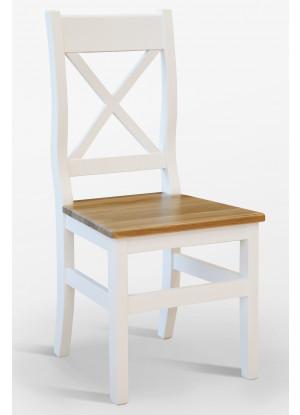 Stolička Nicea 31 dubové sedadlo