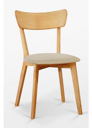 Dubová stolička 01 Čalúnenie