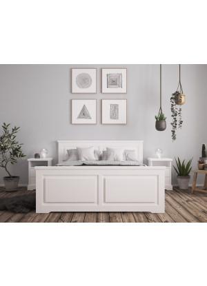 Drevená posteľ Parma 49