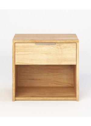 Dubový nočný stolík Modern 02