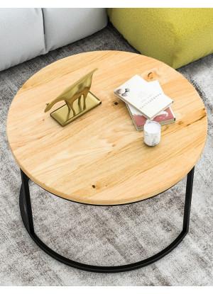 Dubový konferenčný stolík Ław03 veľký