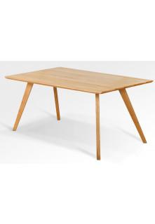 Dubový stôl 21 / dubová doska