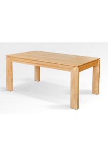 Rozťahovací dubový stôl 22 / dubová doska