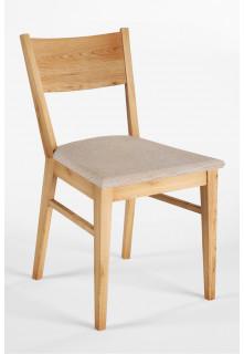 Dubová stolička 06 Čalúnnictvo
