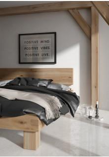 Dubová posteľ Caragana 02