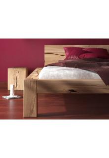 Dubová posteľ Syringa 04