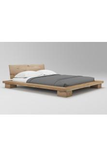 Dubová posteľ Cerasus 01
