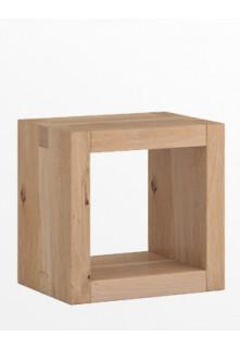 Dubový nočný stolík Caragana 01