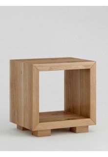 Dubový nočný stolík Cerasus 02