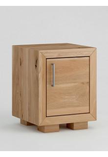 Dubový nočný stolík Cerasus 03