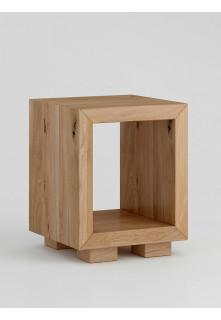 Dubový nočný stolík Cerasus 04