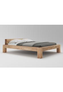 Dubová posteľ Syringa 03