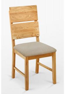 Dubová stolička 03 Čalúnnictvo