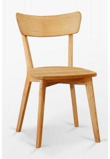 Dubová stolička 01d