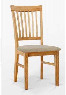 Dubová stolička 02 Čalúnnictvo