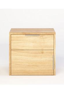 Dubový nočný stolík Modern 03