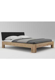Dubová posteľ Vernalis 04