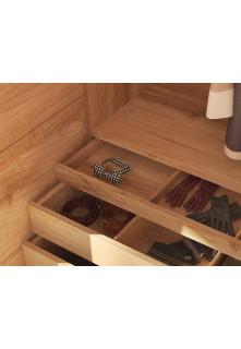 Wsad do szafy dębowej Modern mały 50cm