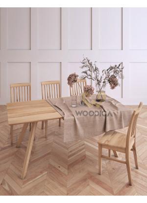 Dubová stolička 02d