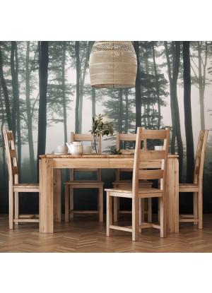 Dubová stolička 04d