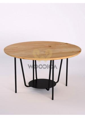 Dubový konferenčný stolík Ław14