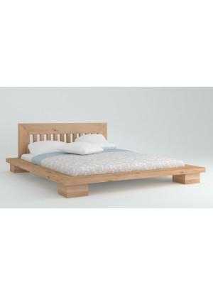 Dubová posteľ Cerasus 02
