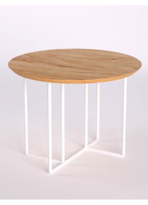 Dubový konferenčný stolík Ław16