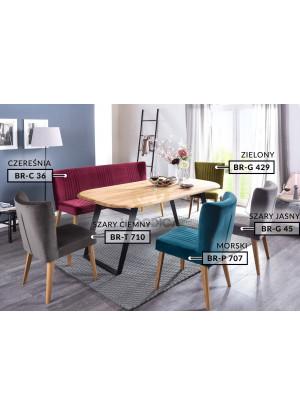 Dubová stolička NK-19