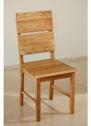 Dubová stolička 03d