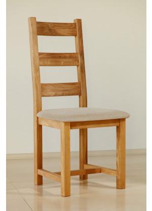 Dubová stolička 04 Čalúnenie