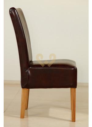 Dubová stolička 05br